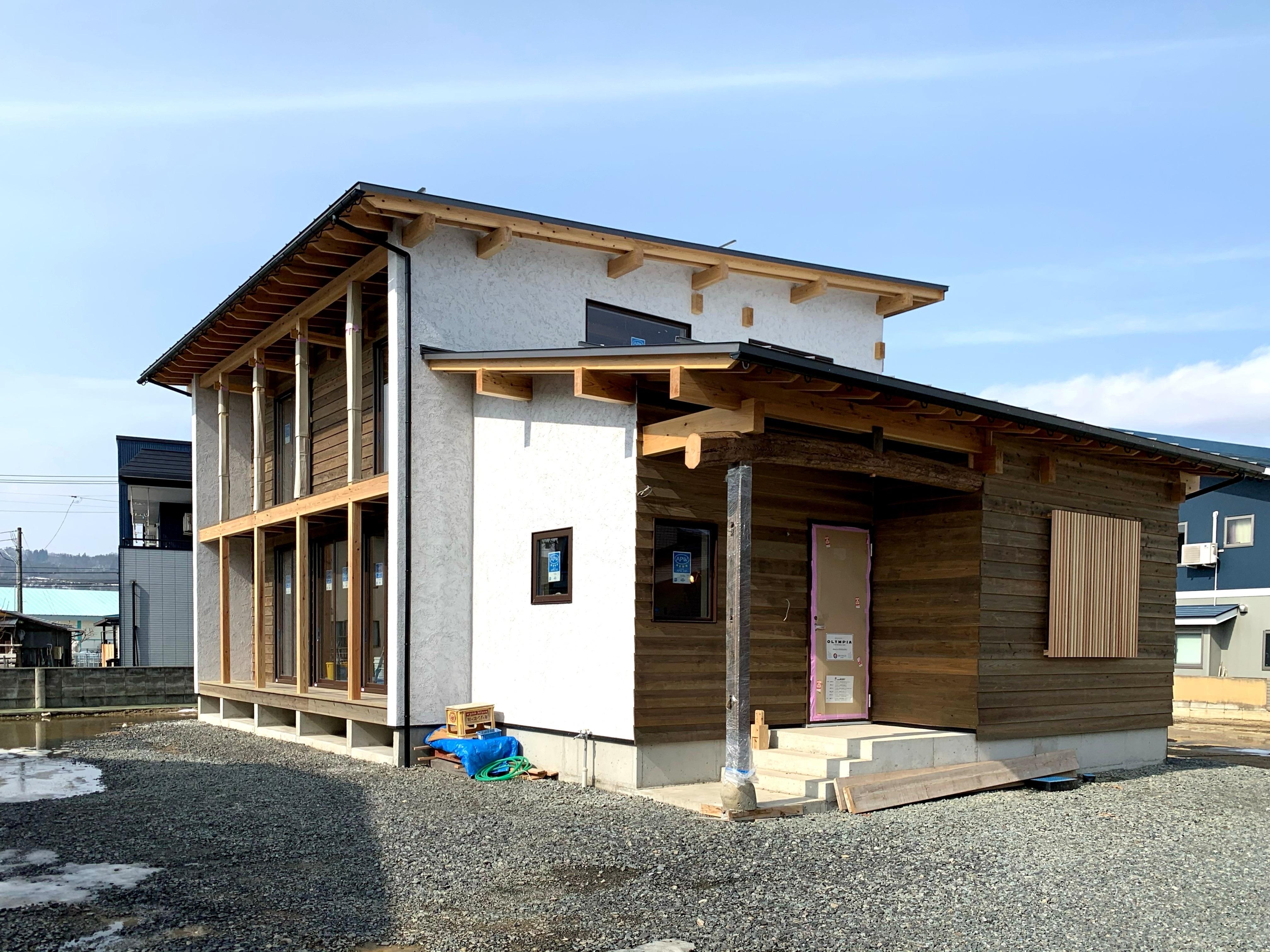 米沢・発酵住宅〜左官職人の家〜オープンハウス